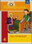 Cover: Pusteblume. Das Sprachbuch - Ausgabe 2009 - Förderheft 4