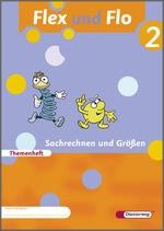 Cover: Flex und Flo - Ausgabe 2007 - Themenheft Sachrechnen und Größen 2
