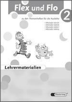 Cover: Flex und Flo - Ausgabe 2007 - Lehrermaterialien 2 mit CD-ROM