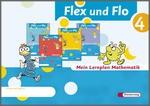 Cover: Flex und Flo - Ausgabe 2007 - Ersatzsortiment Lernplanhefte 4