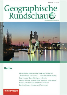 Geographische Rundschau - Berlin - Ausgabe Februar Heft 2