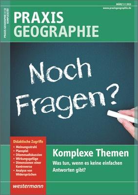 Praxis Geographie - Komplexe Themen - Was tun, wenn es keine ...
