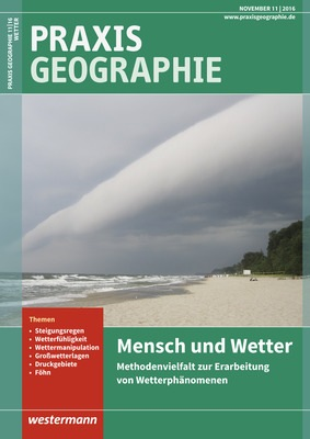 Praxis Geographie - Mensch und Wetter – Methodenvielfalt zur ...