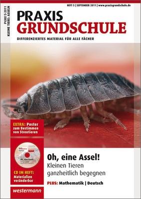 Praxis Grundschule - Oh, eine Assel! - Kleinen Tieren ganzheitlich ...
