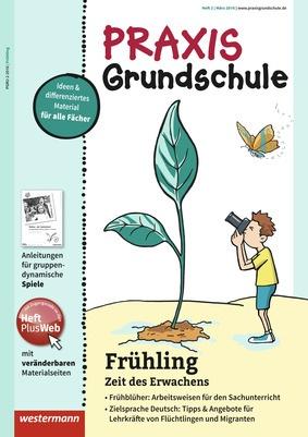Praxis Grundschule - Frühling - Zeit des Erwachens - Ausgabe März ...