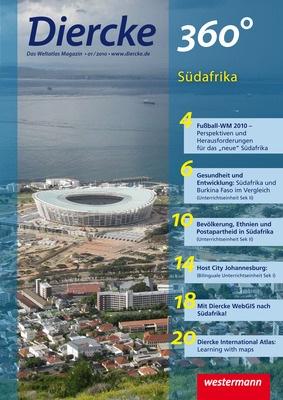 Diercke 360 Grad Magazin - Ausgabe 01/2010 - Südafrika: Diercke Webshop