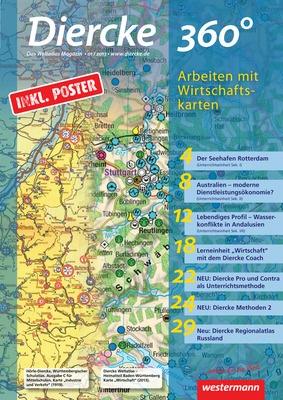 Diercke 360 Grad Magazin - Ausgabe 01/2013 - Wirtschaftskarten ...
