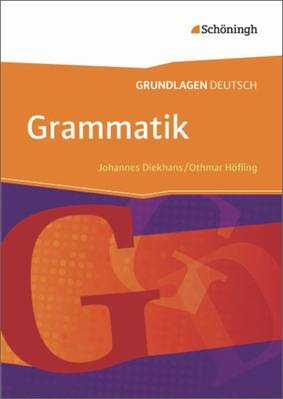 Grundlagen Deutsch Neubearbeitung Grammatik Verlage Der
