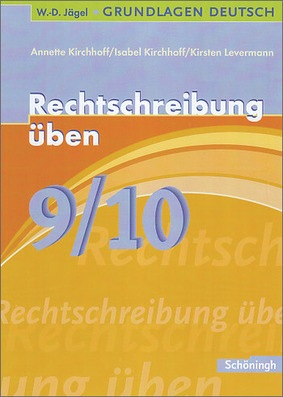 wd j228gel grundlagen deutsch rechtschreibung 252ben 9