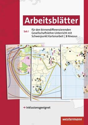 Diercke Drei Universalatlas - Ausgabe 2017 - Arbeitsblätter für den ...