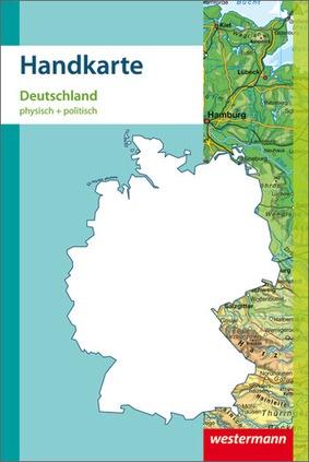 handkarten geographie im 10er set bundesrepublik deutschland physisch politisch diercke. Black Bedroom Furniture Sets. Home Design Ideas