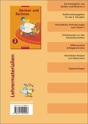 Denken und Rechnen - Ausgabe 2007 für Berlin, Brandenburg ...
