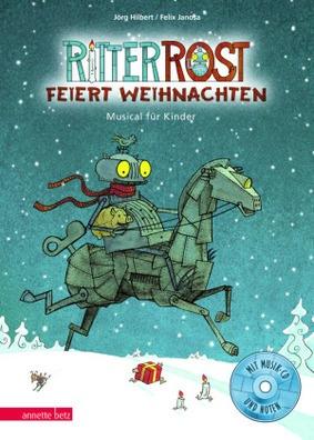 ritter rost feiert weihnachten, m. 1 audio-cd - musical für kinder: lernando.de