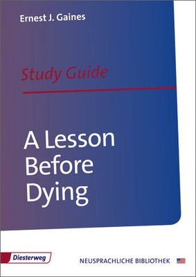 an analysis of a lesson before dying Symbolism at its best - a lesson before dying  although there are many symbols in the novel a lesson before dying,  an analysis of homais in madame bovary.