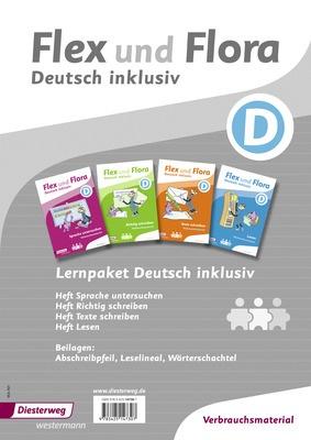 Flex Und Flora Inklusionsausgabe Deutsch Inklusiv Paket D