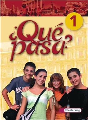 qu pasa lehrwerk f r spanisch als 2 fremdsprache ab klasse 6 oder 7 ausgabe 2006. Black Bedroom Furniture Sets. Home Design Ideas