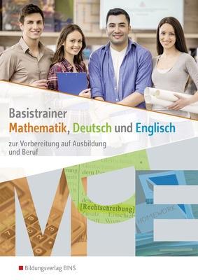 Basistrainer Mathe Deutsch Englisch Zur Vorbereitung Auf