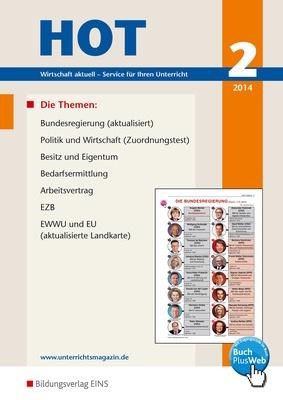 Hot Unterrichtsmagazin Für Wirtschaftsfächer Ausgabe 2 2014