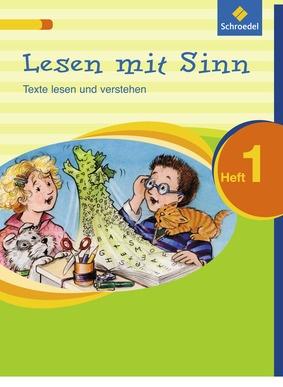 Lesen mit Sinn - Texte lesen und verstehen - Arbeitsheft 1 ...