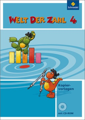 Welt Der Zahl Ausgabe 2009 Kopiervorlagen 4 Mit Cd Rom Das