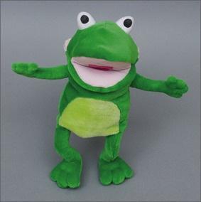 Themenwerkstatt englisch ausgabe 2014 f r die grundschule handpuppe fergus das - Frosch auf englisch ...