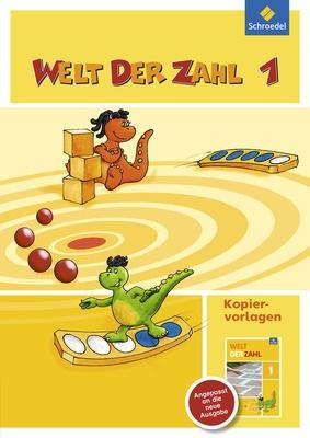 Welt Der Zahl Allgemeine Ausgabe 2015 Kopiervorlagen 1 Das