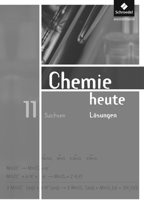 chemie heute sii ausgabe 2008 f r sachsen l sungen 11 schroedel verlag. Black Bedroom Furniture Sets. Home Design Ideas
