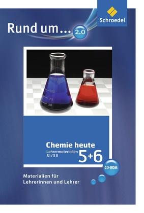 chemie heute si und sii rund um digitale lehrermaterialien teil 5 6 cd rom version 2 0. Black Bedroom Furniture Sets. Home Design Ideas