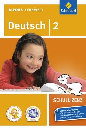 Alfons Lernwelt Lernsoftware Englisch 6 Cd-rom Für Windows 7; Vista; Xp Und Mac äSthetisches Aussehen Computer, Tablets & Netzwerk