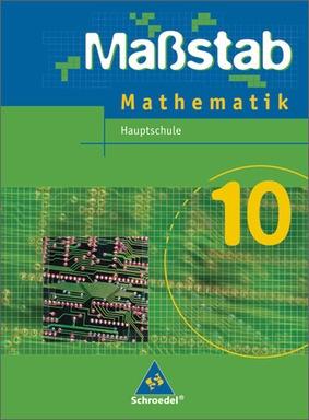 Maßstab Mathematik Für Hauptschulen In Niedersachsen Ausgabe