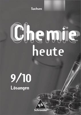 chemie heute si ausgabe 2004 f r sachsen l sungen 9 10 schroedel verlag. Black Bedroom Furniture Sets. Home Design Ideas
