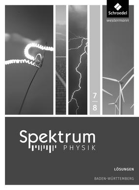 Spektrum Physik SI - Ausgabe 2017 für Baden-Württemberg - Lösungen 7 ...