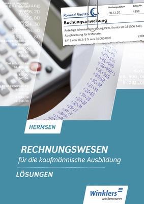 Rechnungswesen Für Die Kaufmännische Ausbildung Lösungen Winklers
