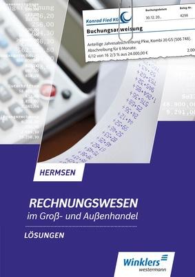 Rechnungswesen Im Groß Und Außenhandel Lösungen Winklers Verlag