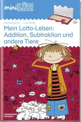 miniLÜK - Mein Lotta-Leben: Ausgerechnet Mathe! 2. Klasse: Das ...
