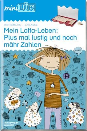 miniLÜK - Mein Lotta-Leben: Mathe 1 x 1 2. Klasse: Das ...