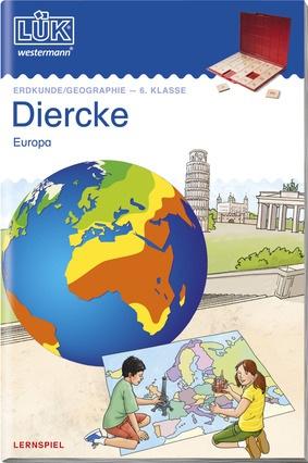 LÜK - Diercke - Europa - Welche Staaten gehören zu Europa?: LÜK ...