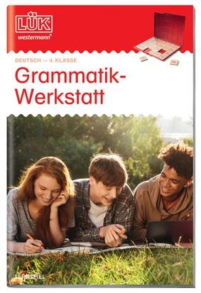LÜK Buch Groß und Kleinschreibung ab 10 Jahren 0888