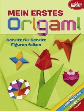 Mein Erstes Origami Schritt Für Schritt Figuren Falten Mit