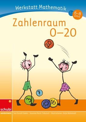 Werkstatt Mathematik - Zahlenraum 0-20 - 4 - 6 Jahre: Logo Verlag