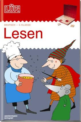 LÜK - Lesen 2. Klasse - Motivierende Leseaufgaben: Das ...