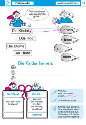 Alles Klar Grammatik Satz Für Satz 2 Schuljahr Verlage Der