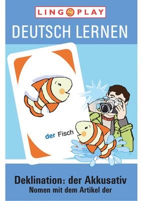 Deklination Der Akkusativ Nomen Mit Dem Artikel Der Verlage Der