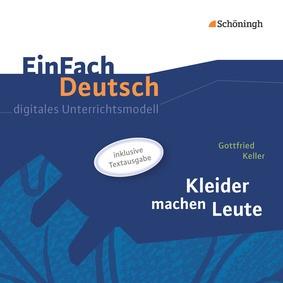 Einfach Deutsch Digitale Unterrichtsmodelle Gottfried Keller