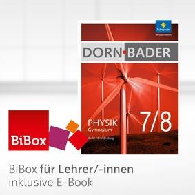 e8db79d35fd2 Dorn / Bader Physik SI - Ausgabe 2016 für Berlin und Brandenburg - BiBox -  Digitale Unterrichtsmaterialien 7/8 - Lehrer-Einzellizenz