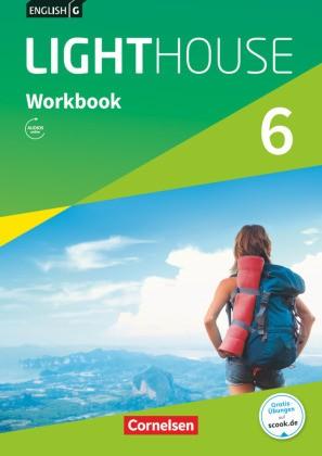 English G Lighthouse - Allgemeine Ausgabe: 10. Schuljahr, Workbook mit Audios online