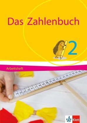 Das Zahlenbuch, Allgemeine Ausgabe 2017 - 2. Schuljahr, Arbeitsheft