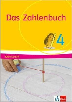 Das Zahlenbuch, Allgemeine Ausgabe 2017 - 4. Schuljahr, Arbeitsheft