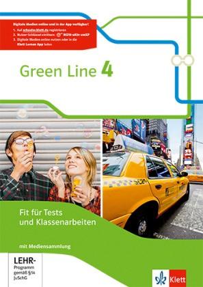 Green Line, Bundesausgabe ab 2014 - 8. Klasse, Fit für Tests und Klassenarbeiten mit CD-ROM und Lösungen