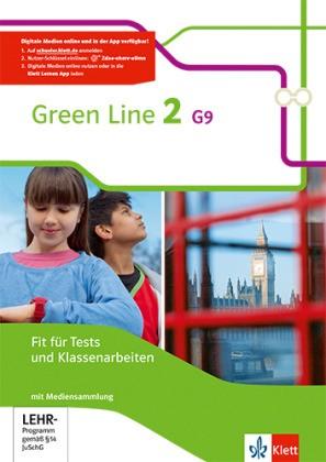 Green Line G9, Ausgabe ab 2015 - 6. Klasse, Fit für Tests und Klassenarbeiten, m. CD-ROM